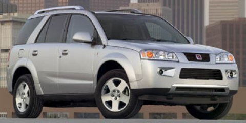 2006 Saturn VUE Silver Nickel V6 35L Automatic 65431 miles ONE OWNER CARFAX BUY BACK GUARANTE
