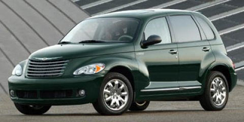 2006 Chrysler PT Cruiser Touring Cool Vanilla V4 24L  89571 miles  Front Wheel Drive  Tires -