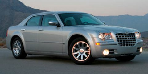 2006 Chrysler 300 C Bright Silver Metallic V8 57L Automatic 95807 miles  Traction Control  St