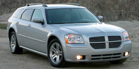 2006 Dodge Magnum RT ALPINE SILVER MNATURAL WHITE V8 57L Automatic 82088 miles Look at this 2