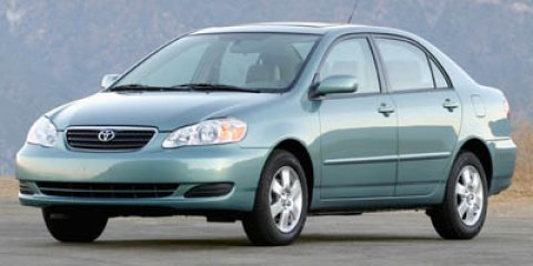 2005 Toyota Corolla CE MaroonLight Gray V4 18L Automatic 64349 miles Look at this 2005 Toyota