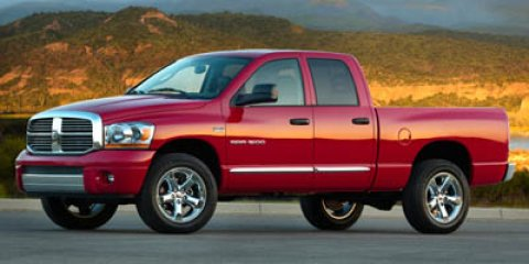 2006 Dodge Ram 1500 SLT White V8 57L  116475 miles Choose from our wide range of over 500 repo