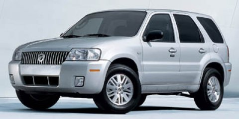 2006 Mercury Mariner Silver V6 30L Automatic 86898 miles  Four Wheel Drive  Tires - Front All
