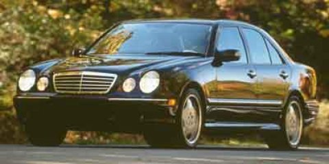 2001 Mercedes E-Class AMG  V8 54L Automatic 116012 miles Again thank you so much for choosin