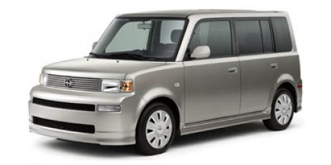2006 Scion xB 5DR WGN AT Silver V4 15L Automatic 78839 miles  Traction Control  Stability Con
