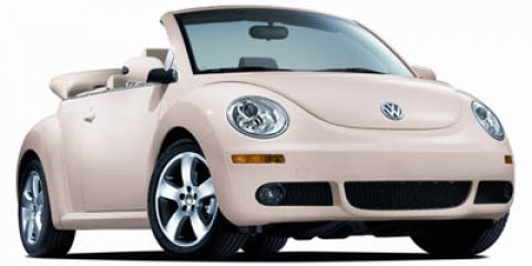 2006 Volkswagen New Beetle Convertible Blue V5 25L Automatic 37906 miles  Traction Control  S