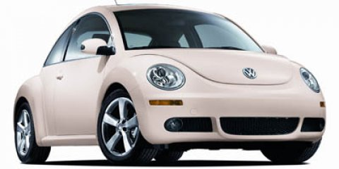 2006 Volkswagen New Beetle Coupe Red V5 25L Automatic 120452 miles  Traction Control  Stabil