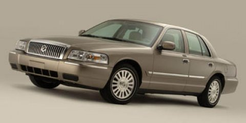 2006 Mercury Grand Marquis GS Silver Birch Clearcoat MetallicGray V8 46L V8 OHC FFV Automatic