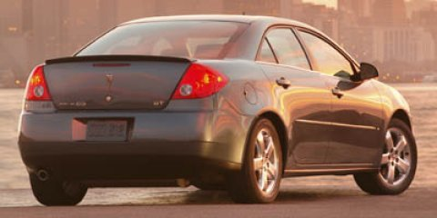 2006 Pontiac G6 GTP Gray V6 39L  82679 miles Only 82 679 Miles Boasts 26 Highway MPG and 18