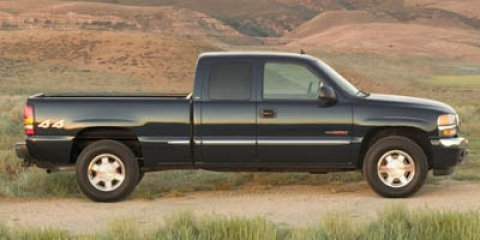 2006 GMC Sierra 1500 SLE1 SOUTH WEST PKG Steel Gray MetallicDark Pewter V8 48L Automatic 89964