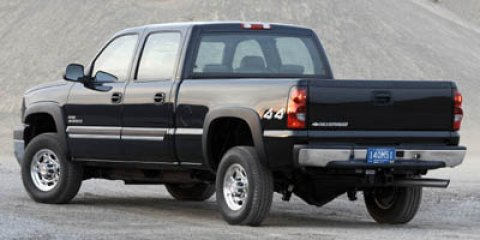 2007 Chevrolet Silverado 2500HD Classic Work Truck Black V8 66L  113412 miles Come see this 2
