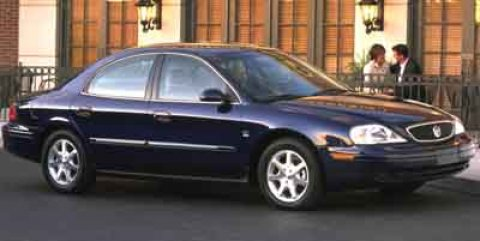2001 Mercury Sable LS Premium Blue V6 30L Automatic 101999 miles Only 101 999 Miles Deliver