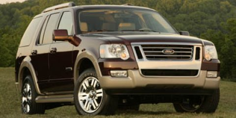 2006 Ford Explorer Eddie Bauer Black V6 40L Automatic 127369 miles Eddie Bauer trim Leather S