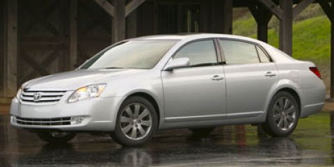 2006 Toyota Avalon Touring Blizzard Pearl V6 35L Automatic 54355 miles  Front Wheel Drive  Ti