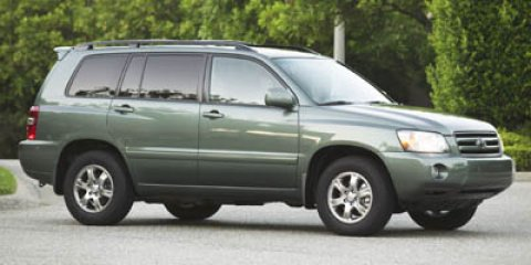 2006 Toyota Highlander Sport with 3rd Row  V6 33L Automatic 110291 miles  Traction Control