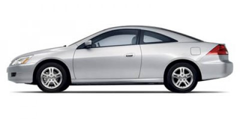 2006 Honda Accord Cpe LX Alabaster Silver MetallicBLACK V4 24L Automatic 82567 miles  Front Wh