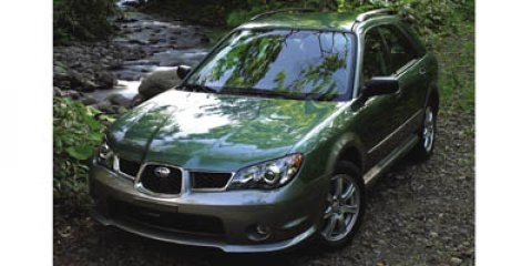 2006 Subaru Impreza Wagon  V4 25L Automatic 137817 miles  All Wheel Drive  Tires - Front Per