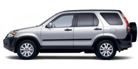 2006 Honda CR-V EX Nighthawk Black Pearl V4 24L Automatic 132049 miles  Traction Control  Sta