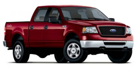2006 Ford F-150 XLT Bright RedBlack V8 54L Automatic 42696 miles New Arrival This 2006 Ford