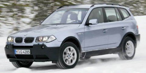 2006 BMW X3 30i  V6 30L  74803 miles Drive this home today Isnt it time for a BMW There a