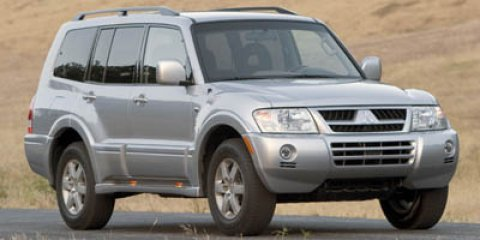 2006 Mitsubishi Montero LTD  V6 38L Automatic 92415 miles  Traction Control  Four Wheel Driv
