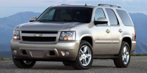 2007 Chevrolet Tahoe LTZ BeigeLTZ V8 53L Automatic 122029 miles  LockingLimited Slip Differe