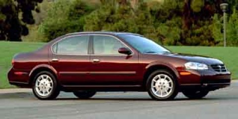 2001 Nissan Maxima GLE Gray Lustre MetallicBlack V6 30L Automatic 186571 miles GUARANTEED FIN