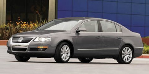 2006 Volkswagen Passat Sedan 36L V6 Deep Black V6 36L Automatic 123241 miles  Traction Contro