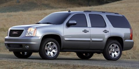 2007 GMC Yukon SLT Silver Birch Metallic V8 53L Automatic 100896 miles  LockingLimited Slip D