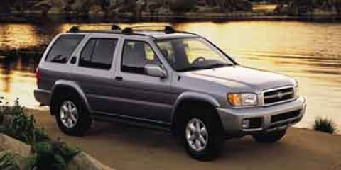 2001 Nissan Pathfinder LE Bronzed Gray Metallic V6 35L Automatic 123275 miles  Color-keyed pw
