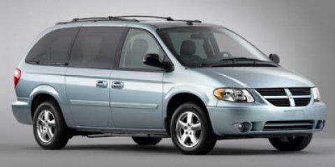 2006 Dodge Grand Caravan SXT Light Blue V6 38L Automatic 52886 miles  Traction Control  Front