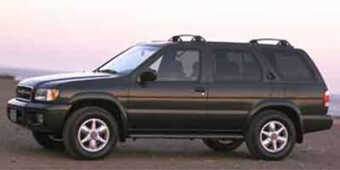 2001 Nissan Pathfinder XE Super Black V6 35L Automatic 158265 miles New Arrival Value Pric