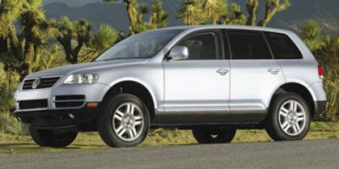 2006 Volkswagen Touareg 32L V6 Blue V6 32L Automatic 174622 miles Scores 21 Highway MPG and