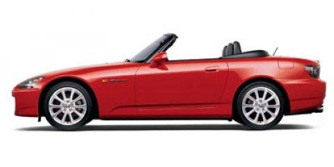 2006 Honda S2000  V4 22L Manual 79289 miles  LockingLimited Slip Differential  Traction Con