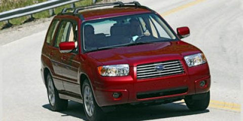 2006 Subaru Forester 25 X  V4 25L Automatic 85537 miles Come see this 2006 Subaru Forester 2