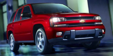2006 Chevrolet TrailBlazer Red Jewel Tintcoat V6 42L Automatic 116728 miles Red and Ready Bes