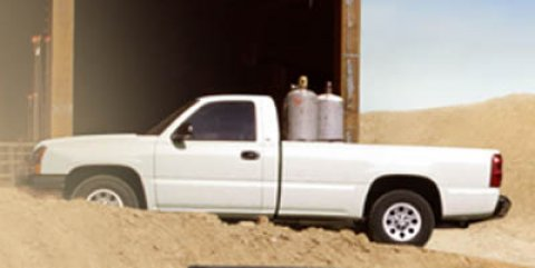 2006 Chevrolet Silverado 1500 Work Truck Summit White V6 43L Automatic 68528 miles LOW LOW LOW