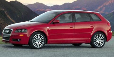 2006 Audi A3 with Premium Pkg CLASSIC SILVERSTONE V4 20L Automatic 53850 miles -LOW MILES- LEA