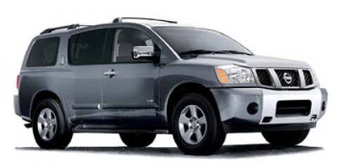 2006 Nissan Armada SE 4D V8 56L Granite Metallic V8 56L Automatic 45806 miles  Traction Contr