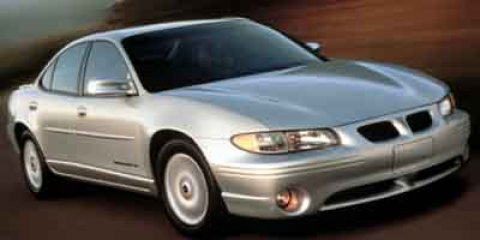 2001 Pontiac Grand Prix SE Galaxy Silver Metallic V6 31L Automatic 181641 miles FUEL EFFICIENT