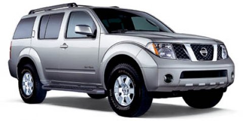 2006 NISSAN PATHFINDER LE