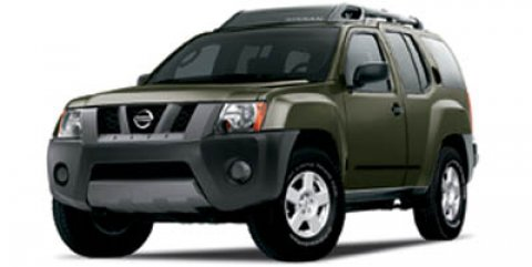 2006 Nissan Xterra S Super Black V6 40L Automatic 123284 miles  LockingLimited Slip Different