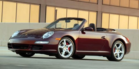 2006 Porsche 911 Carrera S Red V6 38L  0 miles 6-Speed Manual Talk about fun in the sun Get