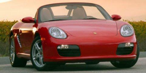 2006 Porsche Boxster BlackBlk TopStd BlackLthr V6 27L Manual 108741 miles Price plus govern