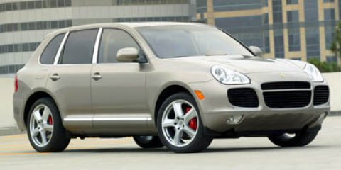 2006 Porsche Cayenne Turbo Gray V8 45L Automatic 111372 miles  Turbocharged  All Wheel Drive