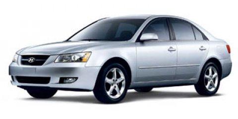 2006 Hyundai Sonata LX Blue V6 33L Automatic 198268 miles  Traction Control  Stability Contr