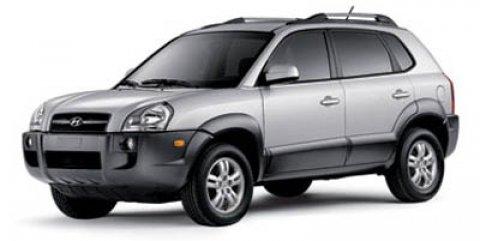 2006 Hyundai Tucson GLS Sahara SilverGray V6 27L Automatic 143658 miles Momentum Toyota of Fa