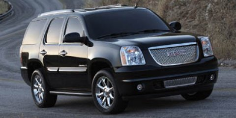 2007 GMC Yukon Denali 4DR 4WD Black V8 62L Automatic 115581 miles  All Wheel Drive  Tow Hook