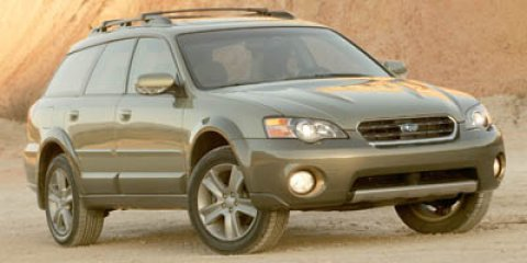 2006 Subaru  Outback 30 R LL Bean Satin White Pearl V6 30L Automatic 107145 miles  High Out