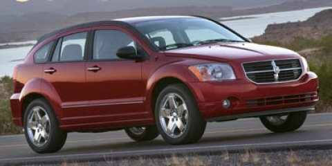 2007 Dodge Caliber SXT Inferno Red Crystal Pearl V4 18L Manual 114547 miles  Front Wheel Drive